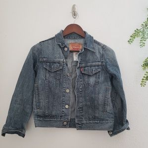 Levi's Denim Jacket size S small